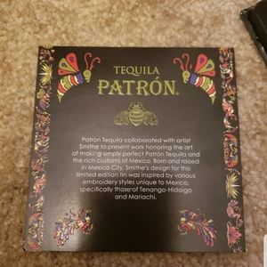 Accents - Special edition patron tin